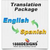 ENGLISH TO SPANISH TRANSLATION