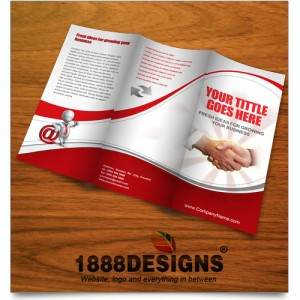 RED CORPORATION BUSINESS BROCHURE