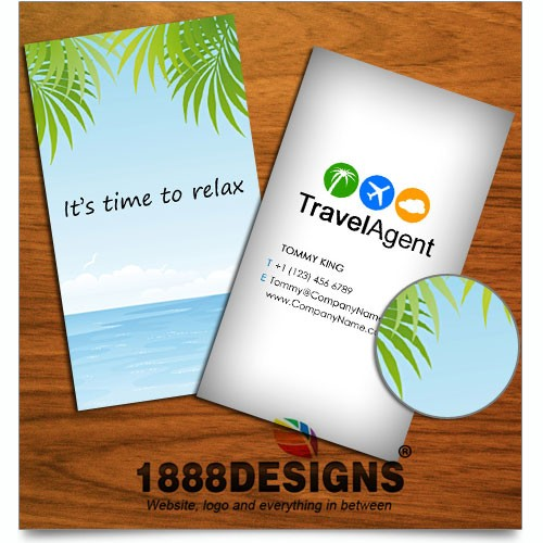 Business card for travel agency choice image business card template travel agent business cards sophisticated travel agency business agent business card travel business card templates colourmoves accmission Image collections