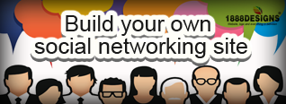 Build your own social networking site?