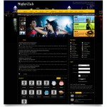 THE NIGHT CLUB ONLINE COMMUNITY SITE