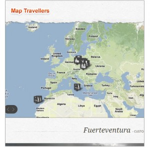 ADVENTURE MAP TRAVELLERS CO.