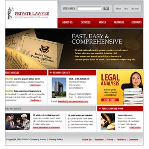 PRIVATE LAWYERS FIRM CO.