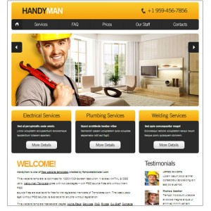 HANDY MAN CONSTRUCTION CO.