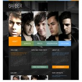 MEN BARBERSHOP SALON CO.