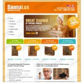 SAUNA LUX SALON CO.